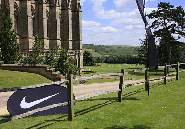 Nike Football Camp @ Lancing College . Фото - 11