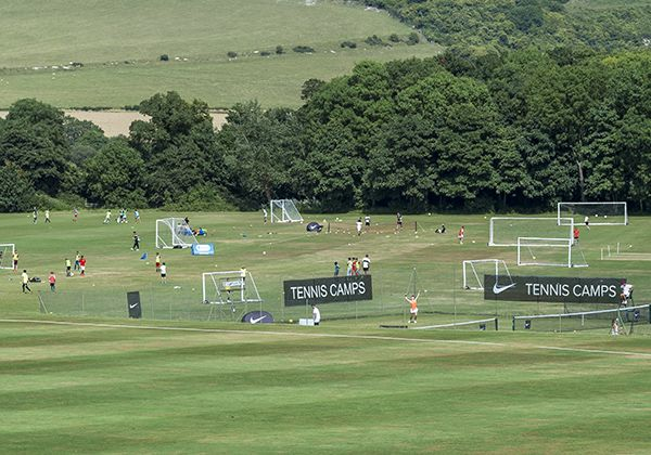 Nike Football Camp @ Lancing College . Фото - 7