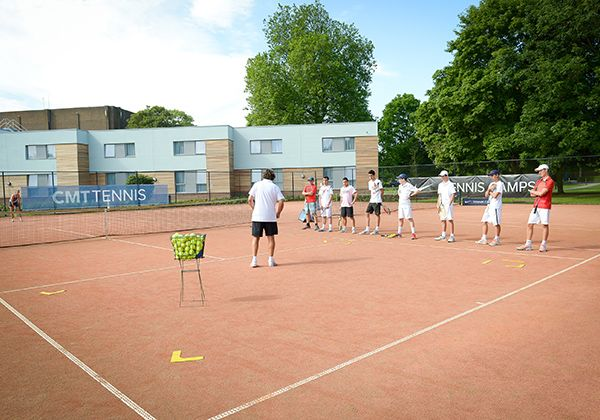 Nike Tennis Camp @ Bisham Abbey. Фото - 4