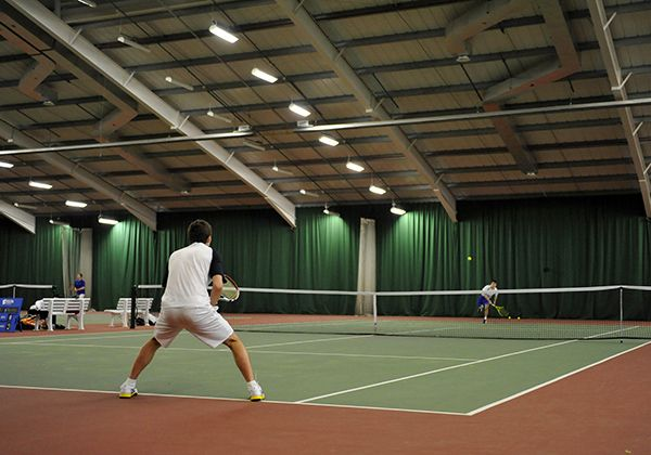Nike Tennis Camp @ Bisham Abbey. Фото - 9