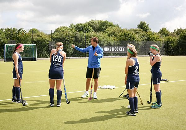 Nike Hockey Camp @ Charterhouse School . Фото - 5