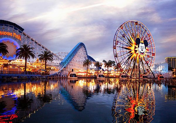 California Dreams: Disneyland, Universal Studios, Hollywood. Фото - 5