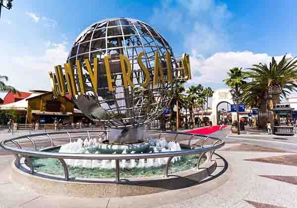 California Dreams: Disneyland, Universal Studios, Hollywood. Фото - 6