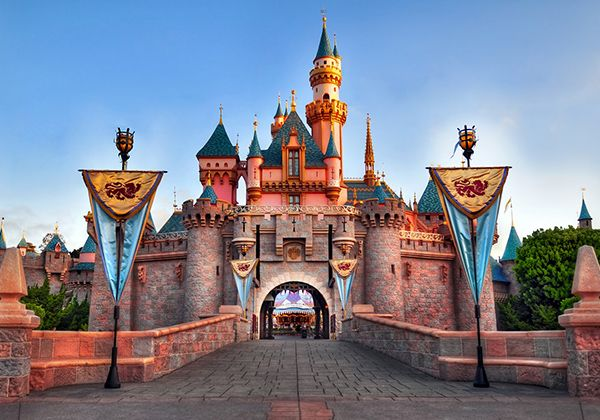California Dreams: Disneyland, Universal Studios, Hollywood. Фото - 9