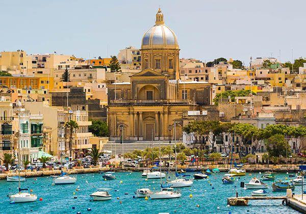 Английский на солнечной Мальте . Фото - 3