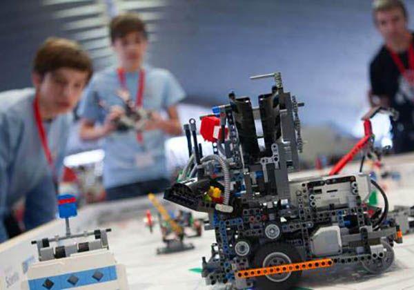 LEGO Robotics Academy или Музыкальная академия. Фото - 3