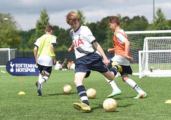 Футбольная академия Tottenham Hotspur. Фото - 3