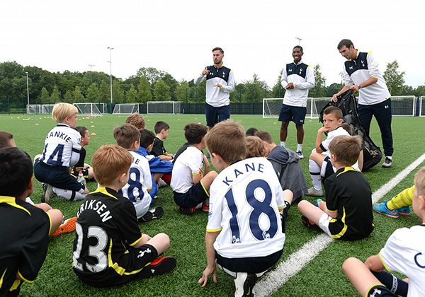 Футбольная академия Tottenham Hotspur. Фото - 5