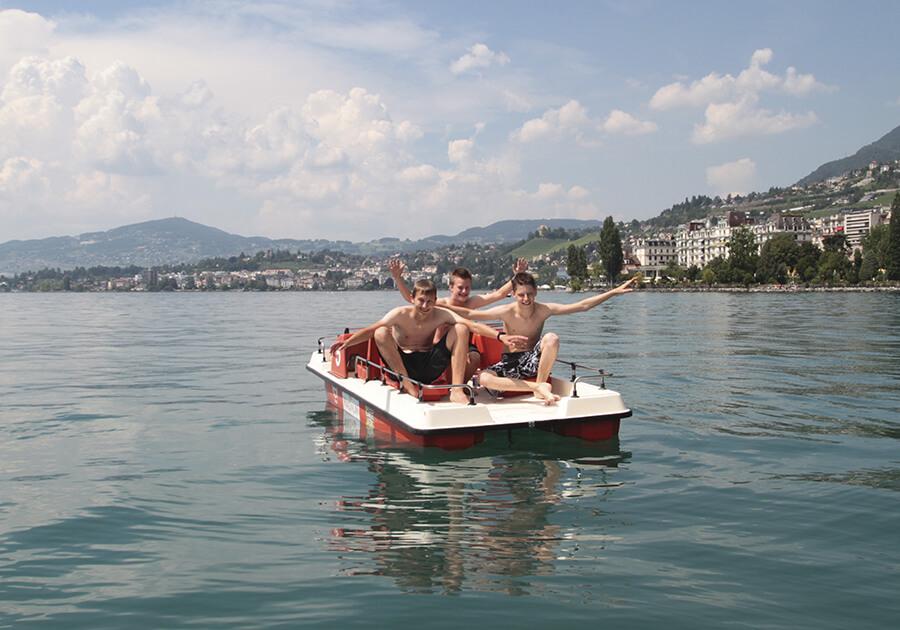 ALPADIA Language Schools Швейцария. Фото - 10