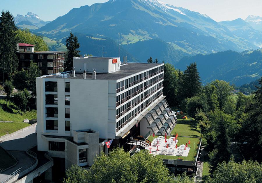 ALPADIA Language Schools Швейцария. Фото - 6
