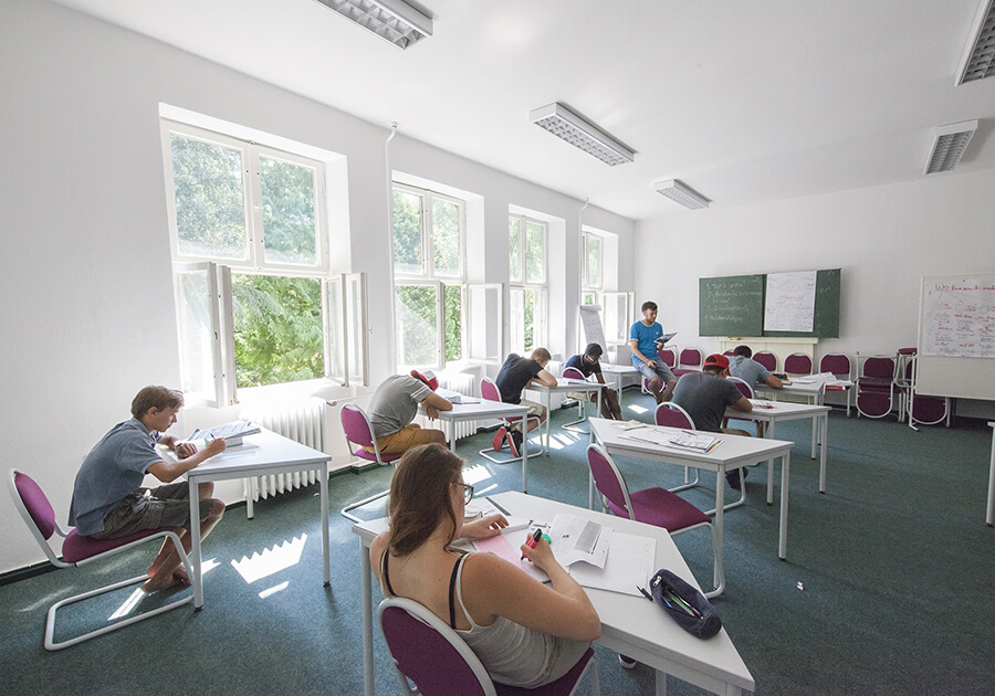 ALPADIA Language Schools Германия. Фото - 8