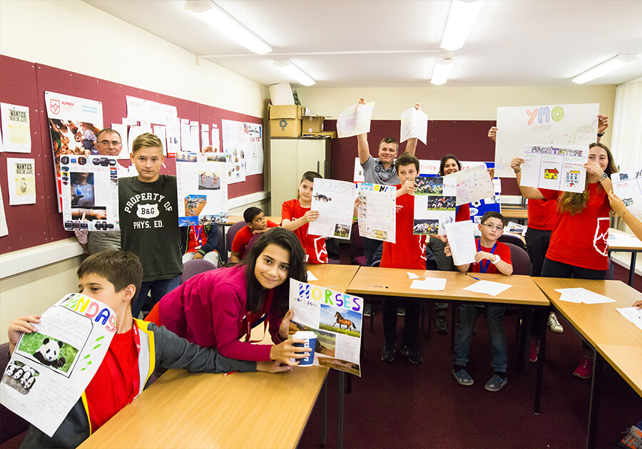 ALPADIA Language Schools Великобритания . Фото - 8
