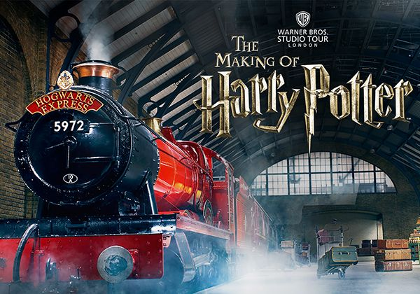London + Harry Potter Studio. Фото - 8