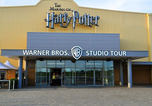 London + Harry Potter Studio. Фото - 7