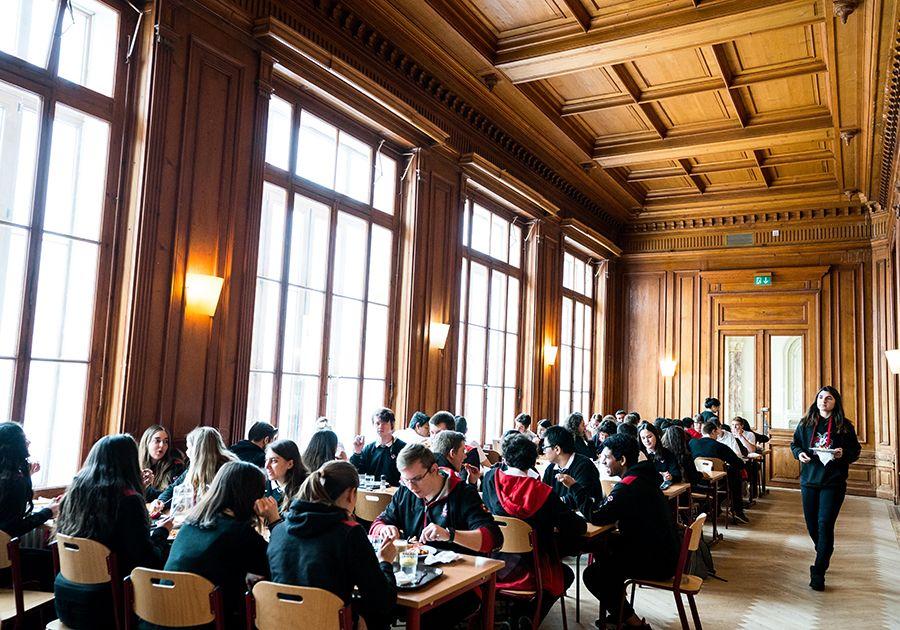 Leysin American School в Швейцарии. Фото - 7