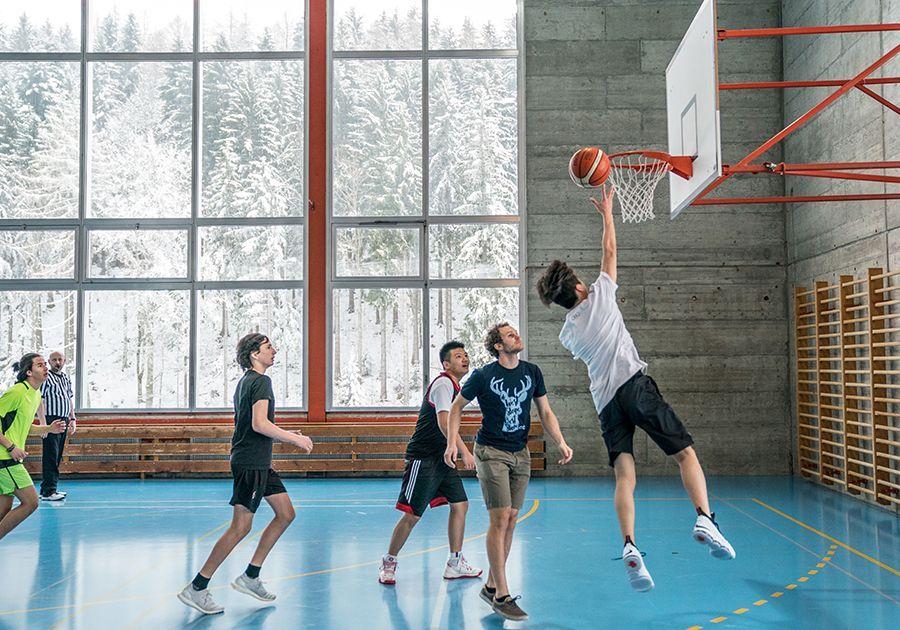 Leysin American School в Швейцарии. Фото - 11
