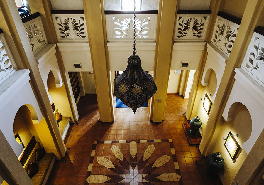 Emirates Academy of Hospitality Management (EAHM). Фото - 8
