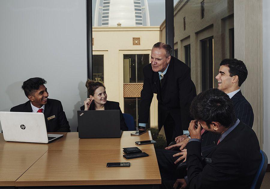 Emirates Academy of Hospitality Management (EAHM). Фото - 5