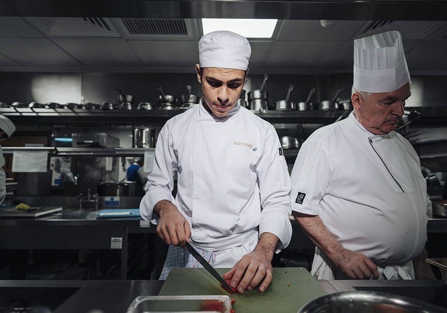 Emirates Academy of Hospitality Management (EAHM). Фото - 7