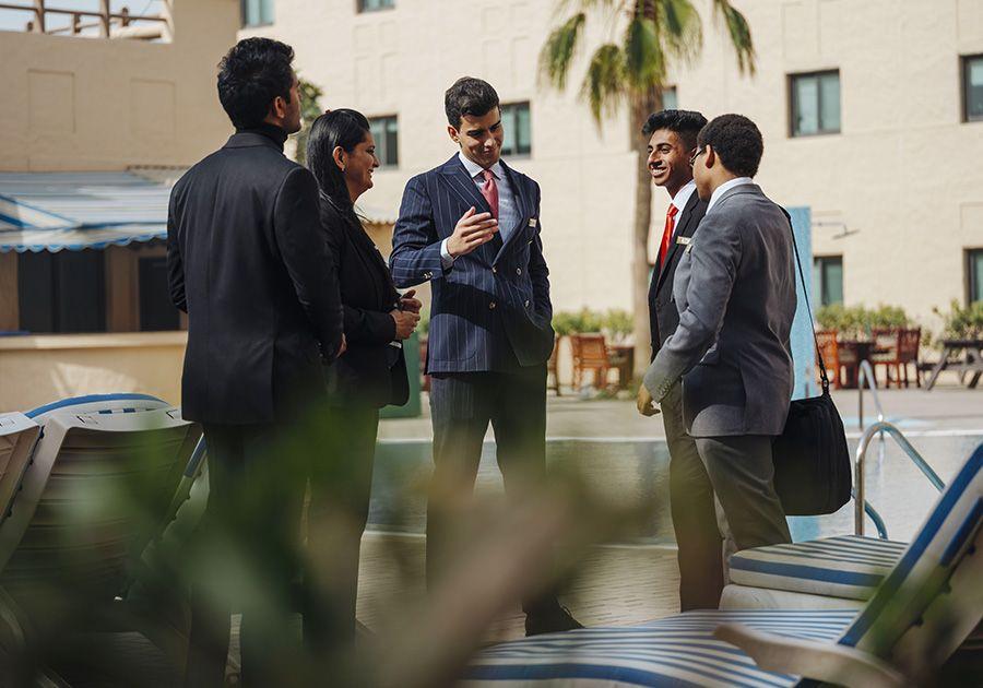 Emirates Academy of Hospitality Management (EAHM). Фото - 6