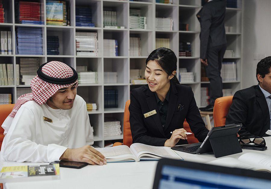 Emirates Academy of Hospitality Management (EAHM). Фото - 4