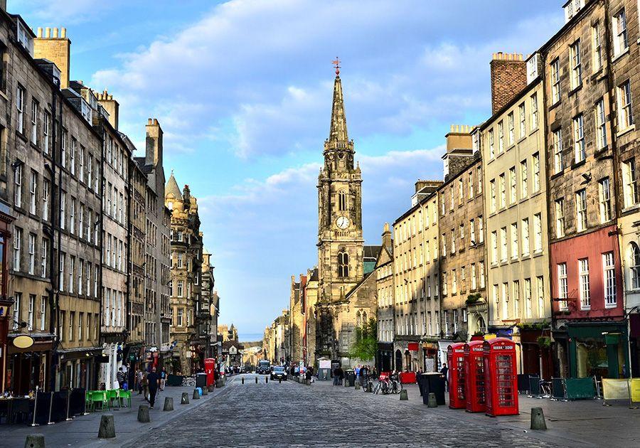 Единбург: від історії до сучасності. Фото - 5