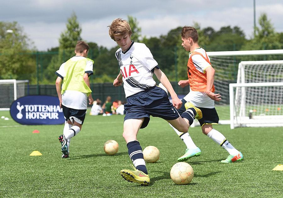 Футбольная академия Tottenham Hotspur. Фото - 9