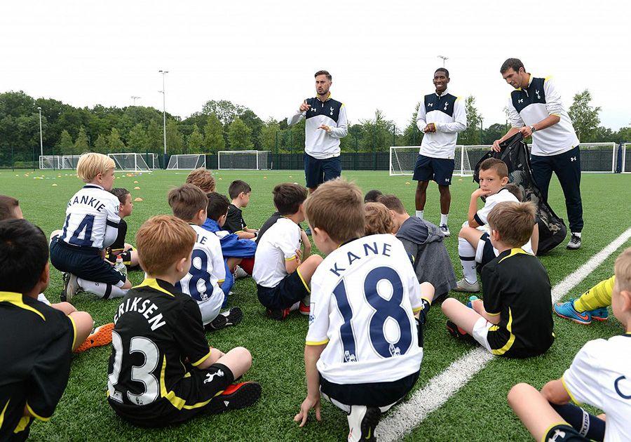 Футбольная академия Tottenham Hotspur. Фото - 11