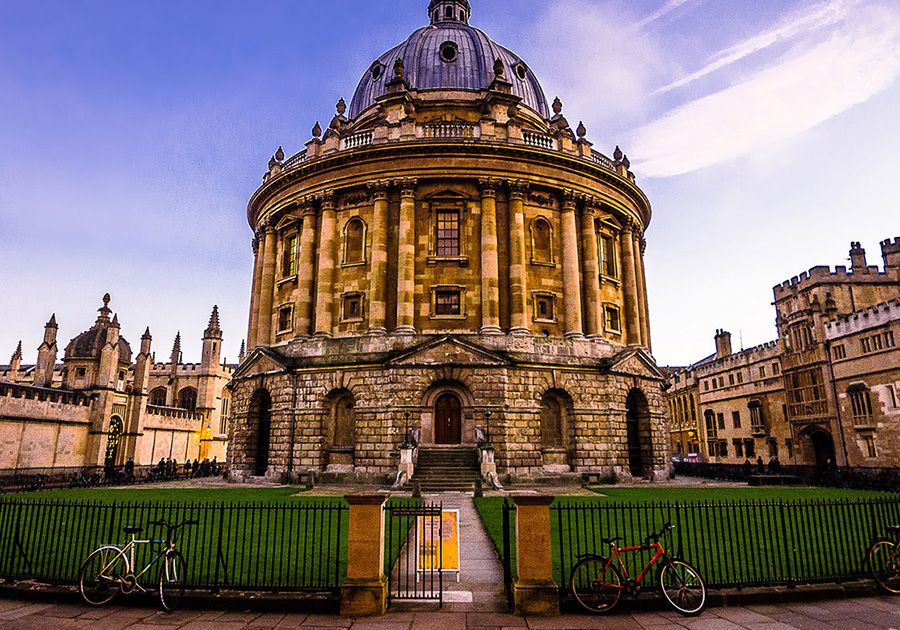Oxford Style. Фото - 3