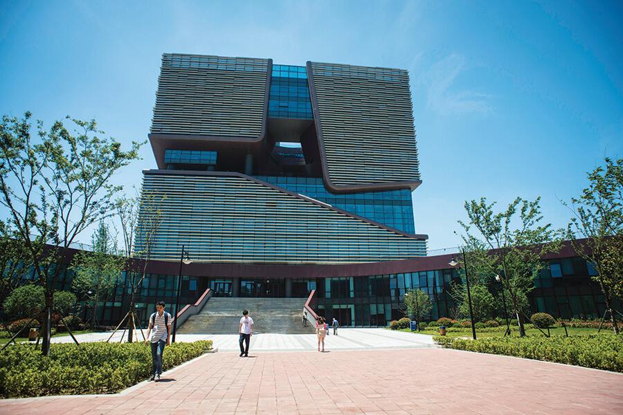 Xi'an Jiaotong-Liverpool University. Фото - 16