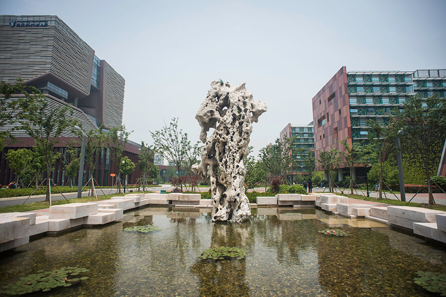 Xi'an Jiaotong-Liverpool University. Фото - 9