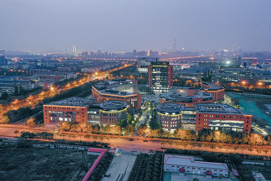 Xi'an Jiaotong-Liverpool University. Фото - 13