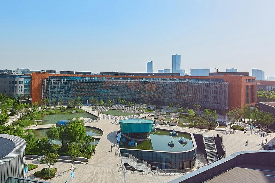 Xi'an Jiaotong-Liverpool University. Фото - 14