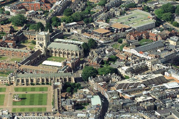 Cambridge School of Visual and Performing Arts. Фото - 7