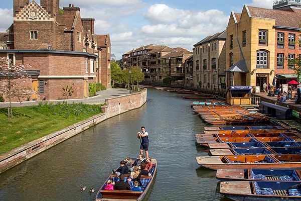 Cambridge School of Visual and Performing Arts. Фото - 12
