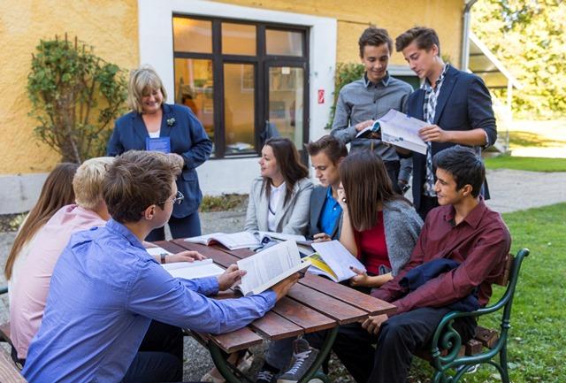 Среднее образование в American School in Salzburg: Австрия. Фото - 9