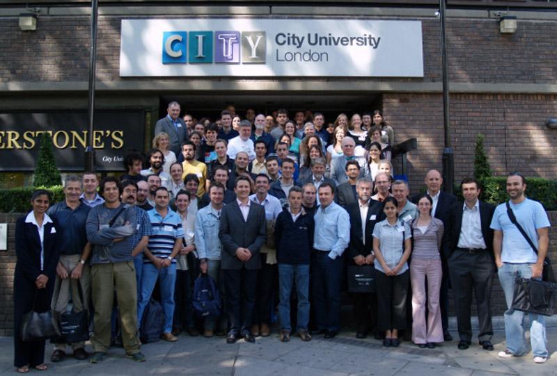 City University London. Фото - 3