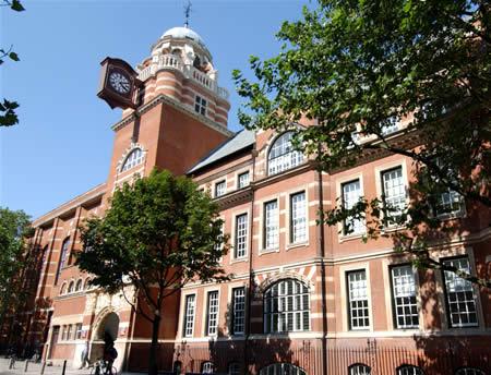 City University London. Фото - 10