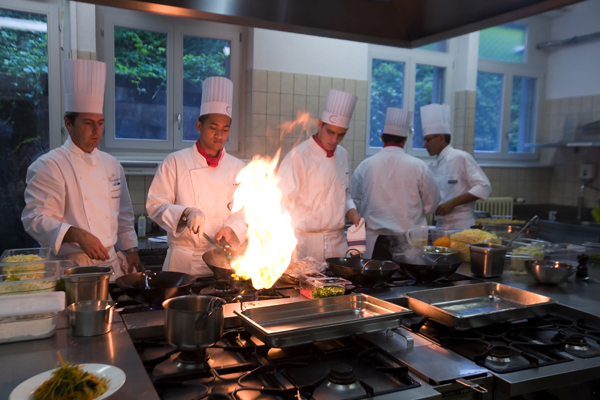Высшее образование в Culinary Arts Academy: Швейцария. Фото - 9