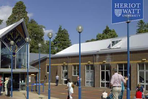 Heriot-Watt University. Фото - 3