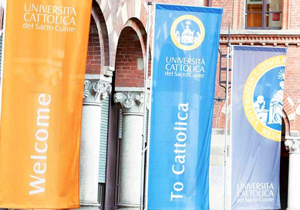 Fabbricato in Italia. Строим будущее вместе с Католическим университетом Святого Сердца. Фото - 8