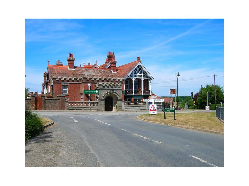 Среднее образование в Bede's School: Великобритания. Фото - 8