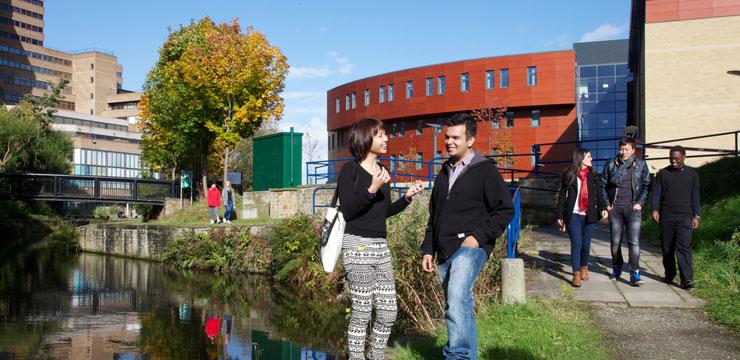 ISC University of Huddersfield International Study Centre. Фото - 9