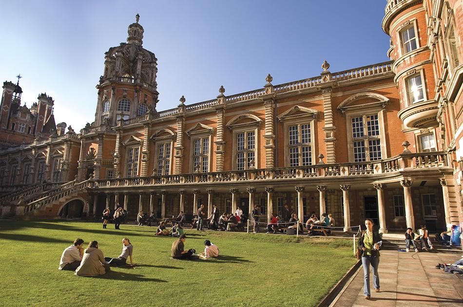 ISC Royal Holloway University. Фото - 8