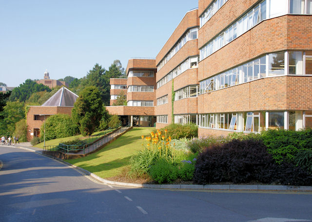 University of Exeter. Фото - 7