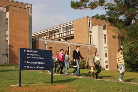 University of Exeter. Фото - 8