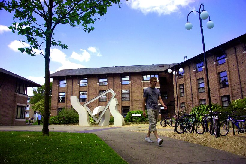 University of Southampton. Фото - 8