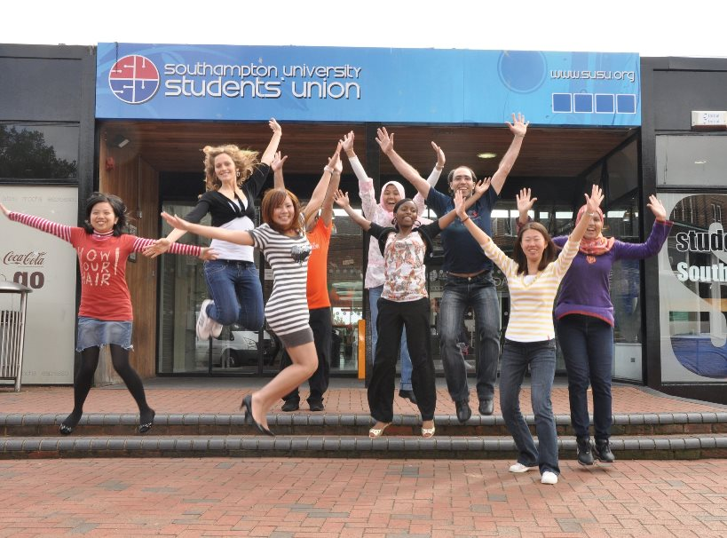 University of Southampton. Фото - 3